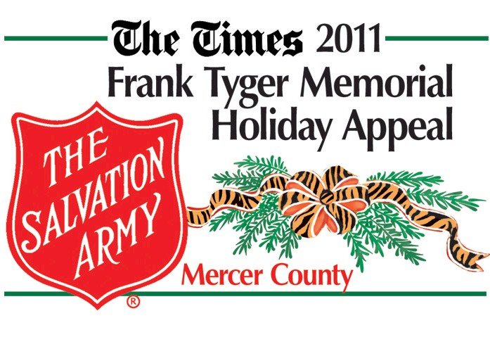 Times of Trenton 2011 Holiday Appeal