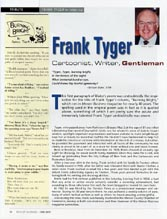 Mercer Business - Tribute to Frank Tyger